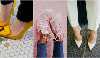 Cum să alegi culoarea pantofilor în funcţie de nuanţa pantalonilor