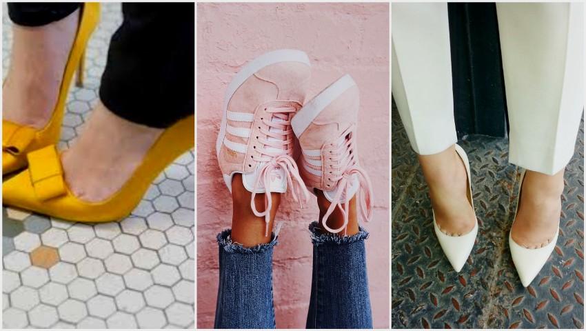 Foto: Cum să alegi culoarea pantofilor în funcţie de nuanţa pantalonilor