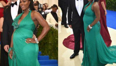 Cum arată tenismana Serena Williams la 4 săptămâni după ce a născut