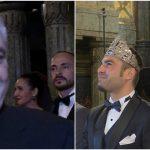 """Foto: Mesajul tatălui lui Adrian Mutu, în ziua nunții cu Sandra: """"Aş dori să fie ultima căsătorie"""""""