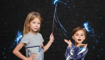 Magie pentru cei mici, inspirată din poveștile nordice