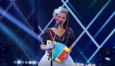 Video! O tânără din Chișinău i-a surprins plăcut pe jurați la X Factor