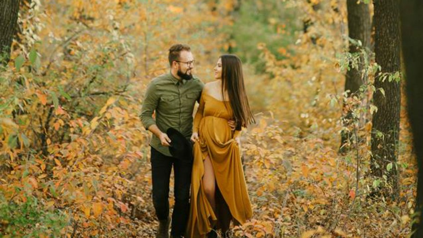 Foto: Fotograful Alex Iordache va deveni tată! Vezi ce ședință foto emoționantă și-a organizat alături de viitoarea mămică
