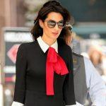 """Foto: Campania ,,metoo"""", și Amal Clooney a fost hărțuită sexual"""