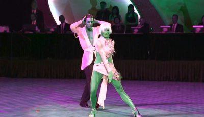 Video! Dansatorii moldoveni au luat medalia de aur la turneul internațional de dans desfășurat la Moscova