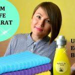 Foto: Cum să prepari acasă un balsam de rufe din ingrediente naturale