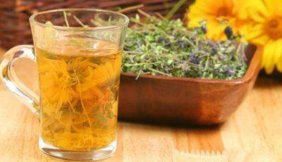 O cană de ceai de cimbru băută în fiecare seară previne gripa și răceala