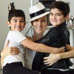 Foto: Gemenii lui Celine Dion au împlinit 7 ani: imagini de la ședința foto în stilul Michael Jackson