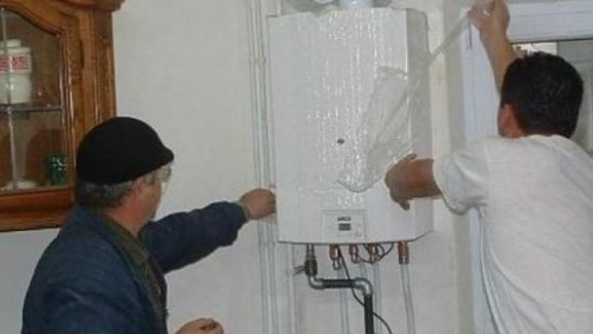 """Foto: Centrala pe gaz """"ucigașul tăcut"""" din apartamente. Concluzia îngrijorătoare a cercetătorilor: mortalitatea a crescut de patru!"""