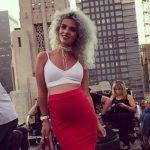 Foto: Victoria Cocieru a devenit mămică! Creatoarea de modă arată spectaculos la șapte zile după naștere