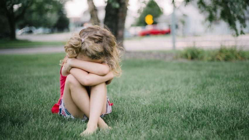Foto: O fetiţă de trei ani a fost dată dispărută după ce tatăl ei a pedepsit-o