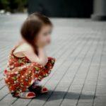 Foto: Îngrozitor! O fetiță de un an și jumătate, găsită rătăcind pe străzile din Bălți, în plină noapte