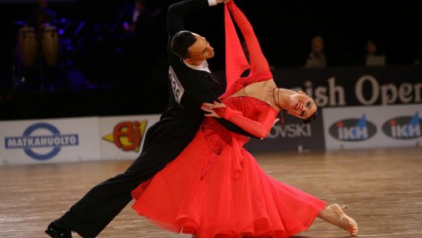 Foto: Un moldovean a devenit Campion Mondial la Dans sportiv