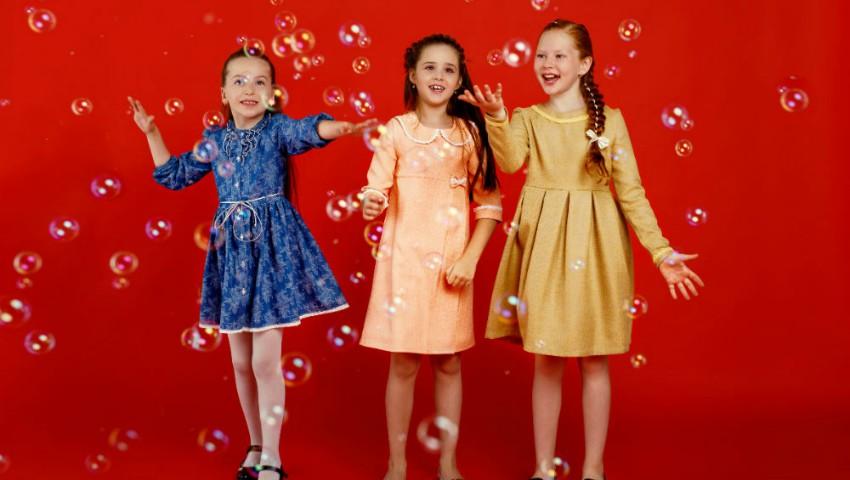 Foto: Copiii ne inspiră să trăim bucuria momentului