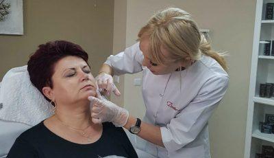 Dermatologul Ecaterina Lica, despre metoda minim invazivă în lupta cu ridurile și corecția conturului facial