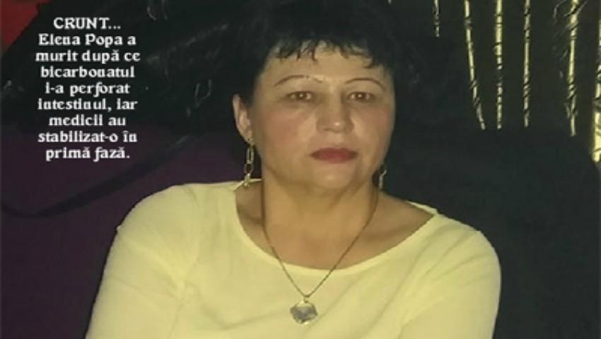 Foto: Dieta cu bicarbonat de sodiu i-a fost fatală unei femei. Substanța i-a perforat intestinele