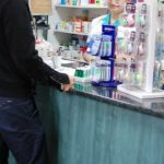 Foto: Șervețele umede, prezervative și seringi gratuite în farmacii, pentru consumatorii de droguri