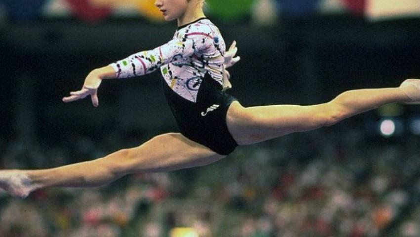 """Foto: O fostă gimnastă olimpică, originară din Moldova, susține că a fost violată la 15 ani de un coleg campion: ,,M-a violat la Stuttgart"""""""""""