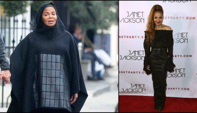 Cum a slăbit Janet Jackson 35 kg după naștere