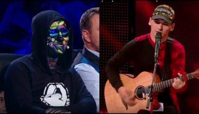 Video! Carla's Dreams a ajutat un tânăr din Cimișlia să poată merge mai departe în concurs la X Factor! Vezi ce a făcut artistul pentru el
