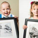 Foto: 15 poze cu copii care s-au născut prematur. Atunci și acum!