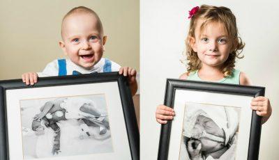 15 poze cu copii care s-au născut prematur. Atunci și acum!
