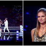 Foto: A fost spectacol, aseară, la Vocea României! O moldoveancă a câștigat primul duel