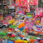 Foto: Specialiștii avertizează: majoritatea jucăriilor pentru copii comercializate în piețele din țară sunt toxice