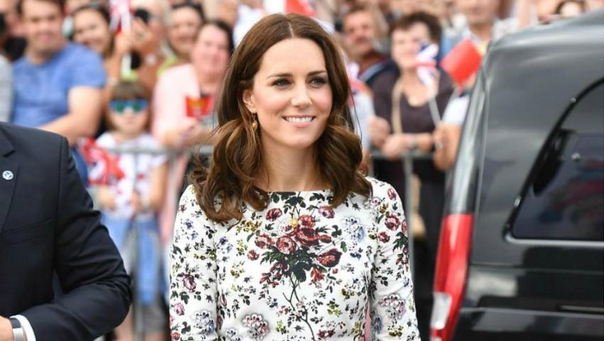 Foto: Ce remediu naturist folosește Kate Middleton pentru a scăpa de grețurile matinale din sarcină