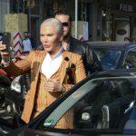 Foto: Bărbatul Ken a făcut senzație pe străzile din Milano