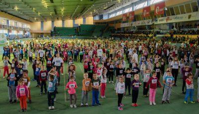 Peste 700 de copii au participat la Maratonul Copiilor 2017