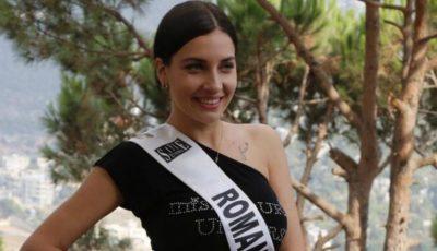 O basarabeancă a câștigat titlul Miss Europe în cadrul concursului Miss Tourism Universe!