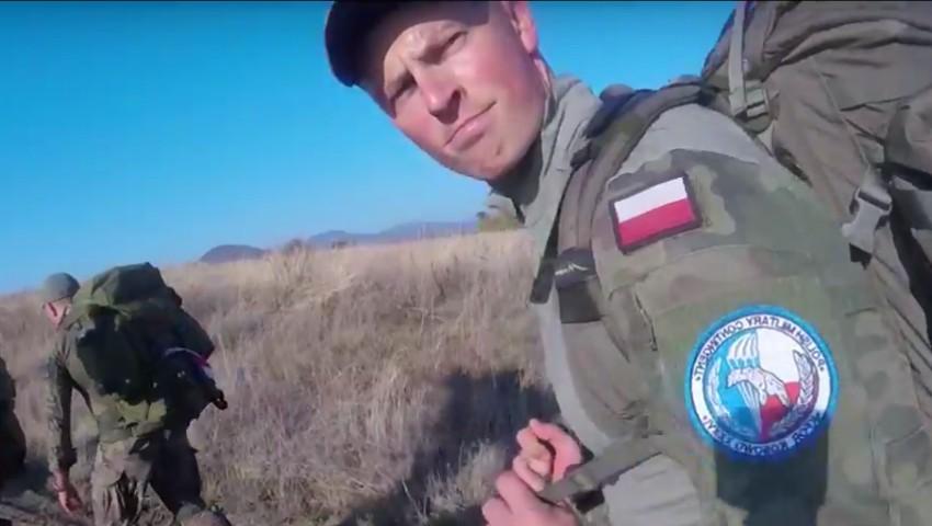 Foto: Un moldovean a mers 27 de km cu un rucsac în spate de 10 kg și s-a clasat pe locul II în Danemarca