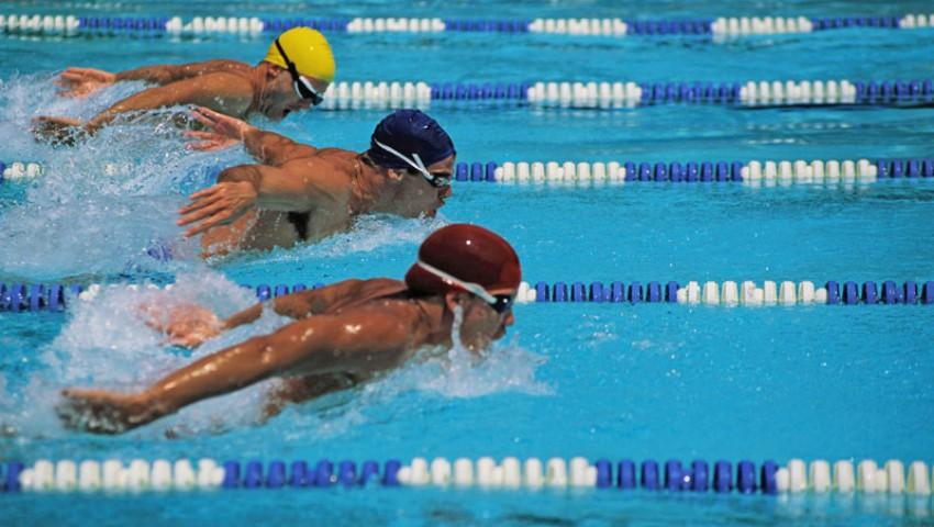 Foto: Moldova a câștigat 19 medalii, dintre care 11 de aur, la Turneul Internațional de natație