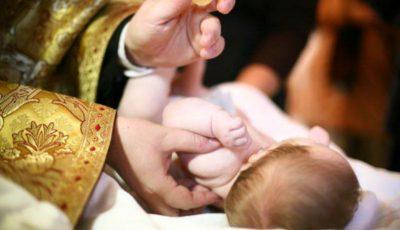 Cum să alegi nașii bebelușului
