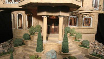 Cea mai scumpă casă pentru păpuși din lume