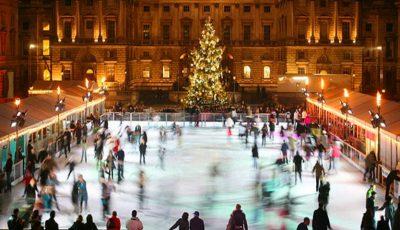 Pe strada 31 august va apărea un patinoar, în ajunul sărbătorilor de iarnă