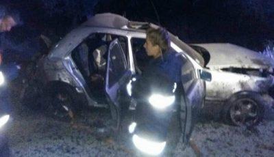 Tragedie la Comrat! Un tânăr de 24 de ani și-a pierdut viața în urma unui grav accident rutier