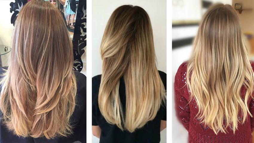 Foto: Cum să îți vopsești părul în stilul ombre la tine acasă