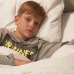 Foto: Danil are doar 10 ani și a fost diagnosticat cu cancer. Băiețelul are nevoie urgent de ajutor!