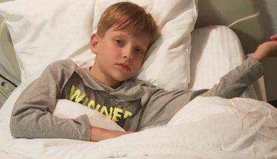 Danil are doar 10 ani și a fost diagnosticat cu cancer. Băiețelul are nevoie urgent de ajutor!
