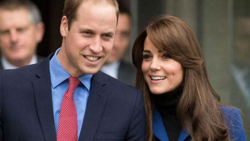 Foto: Kate Middleton și Prințul William au ales numele pentru cea de-a doua fetiță