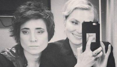 Interpreta din Rusia Zemfira și regizoarea Renata Litvinova s-au căsătorit