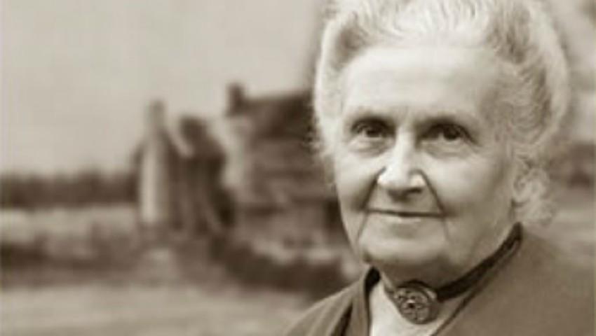 Foto: Cele 20 de sfaturi înțelepte ale renumitului pedagog Maria Montessori