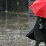 Foto: Meteorologii anunță pentru weekend ploi puternice și vreme rece