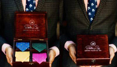 Sandro Livv a creat cadoul perfect pentru bărbatul din viața ta