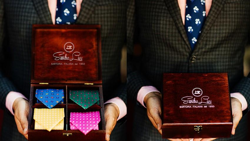 Foto: Sandro Livv a creat cadoul perfect pentru bărbatul din viața ta
