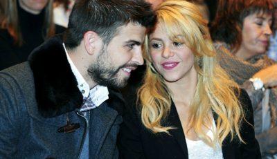S-a confirmat! Shakira și Pique s-au despărțit