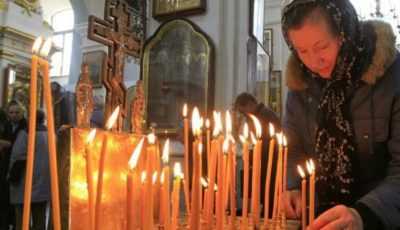 Creștinii ortodocși de stil vechi îl sărbătoresc astăzi pe Sfântul Ioan Teologul
