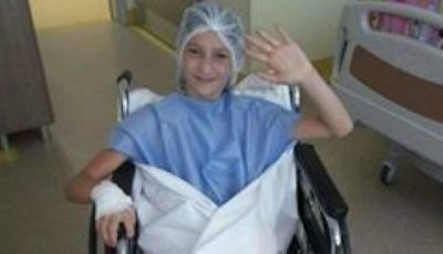 Să o ajutăm pe Nadina! Fetița suferă de o malformație la inimă, singura șansă de-a se face bine este intervenția chirugicală